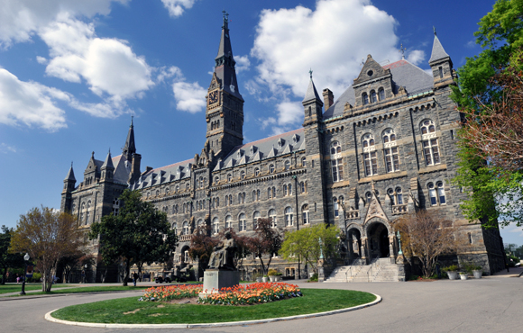 Georgetown-University-Online-Master-of-Science-in-Nursing