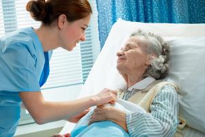 Hospice-nurse