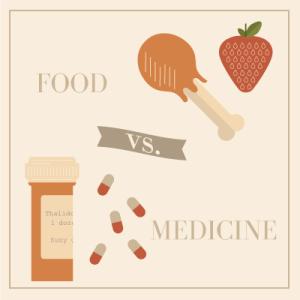 Food vs Medicine