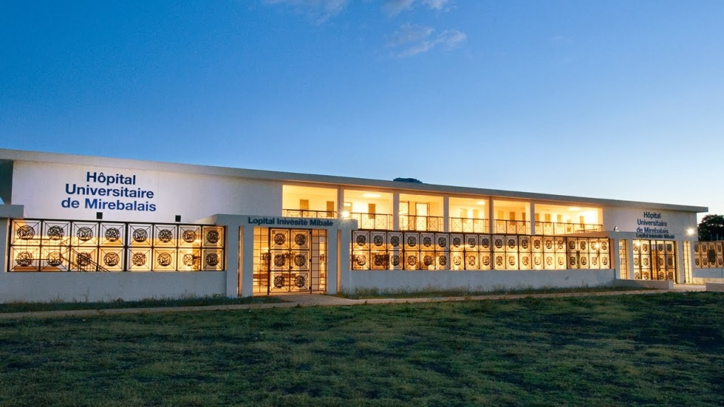 Mirebalais National Teaching Hospital
