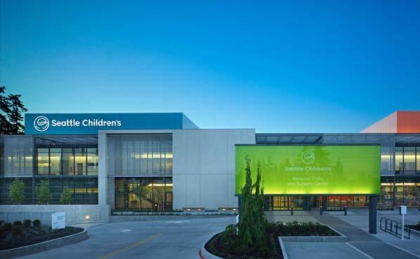 Seattle Children's Bellevue Clinic