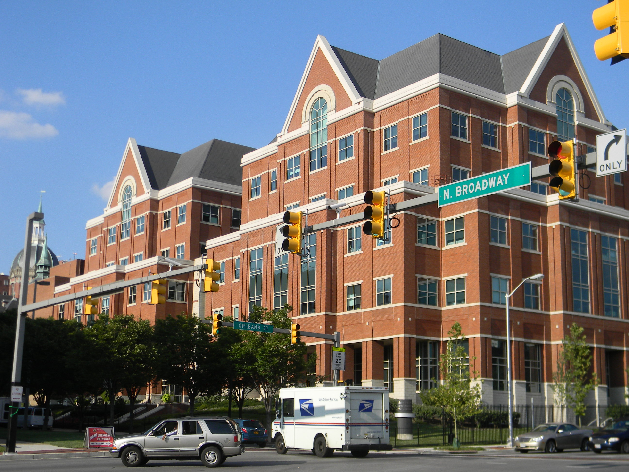 The Harry and Jeanette Weinberg Building, Johns Hopkins, Baltimore (2)