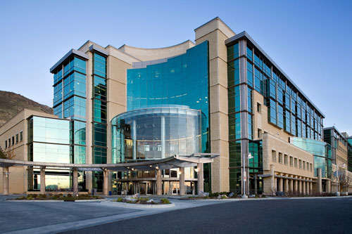 University of Utah Huntsman Cancer Institute