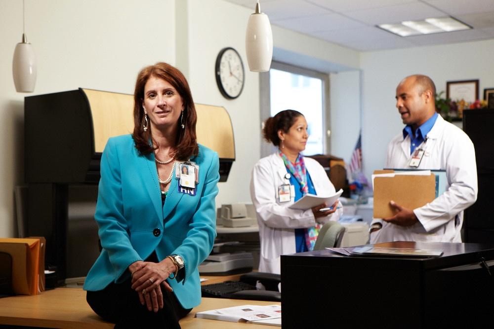 What are the duties of a Nurse Executive?