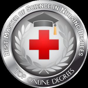 Badge - Best Master of Science in Nursing Degrees