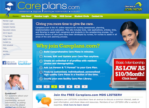 care plans.com