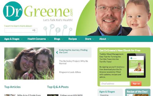dr greene