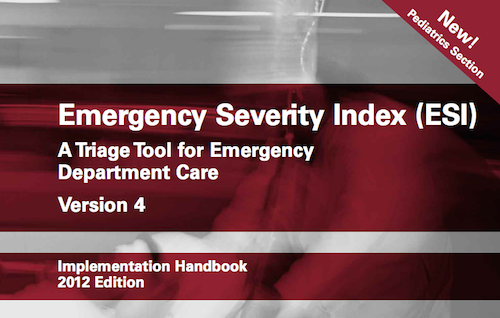 emergency severity index