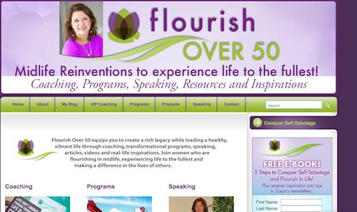 flourish over 50