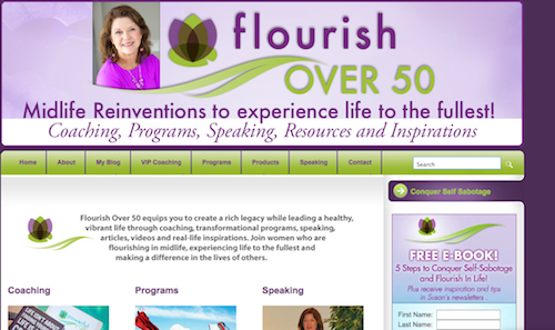flourish over 50