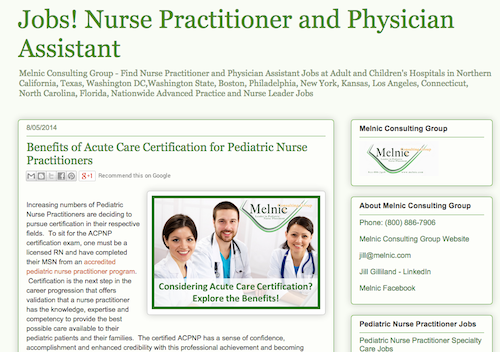 50 Great Websites for Pediatric Nurses