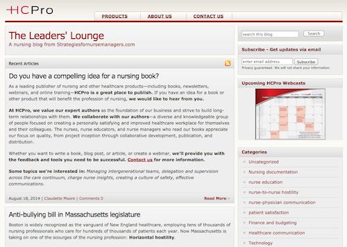 leaders lounge