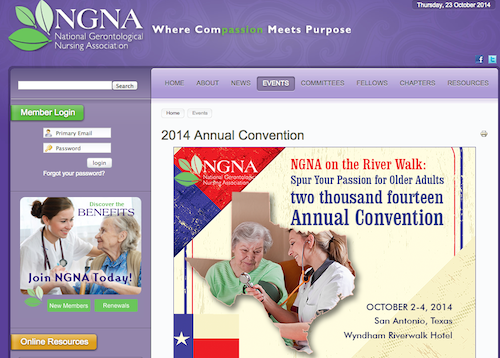 ngna 2014 convention