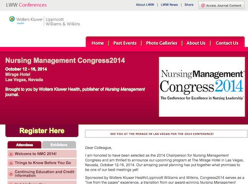 nursing management conference