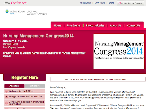 nursing management conference