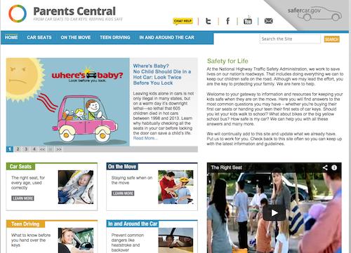 parents centra