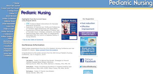 pediatric nurisng