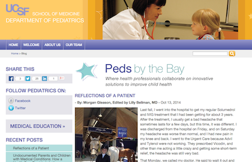 peds by the bay