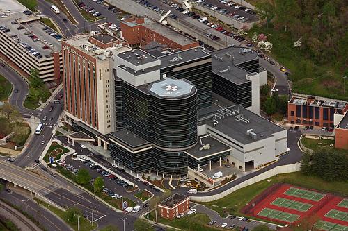 Carilion-Roanoke-Memorial-Hospital-modern-hospitals