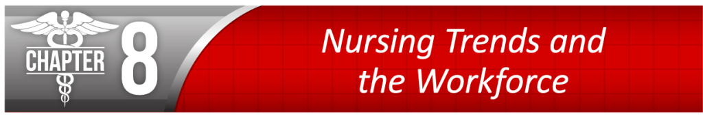 Chapter 8 - Nursing Trends and the Workforce