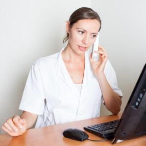 telecommuting nurse