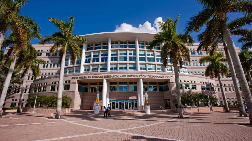 Nova Southeastern University, technology center