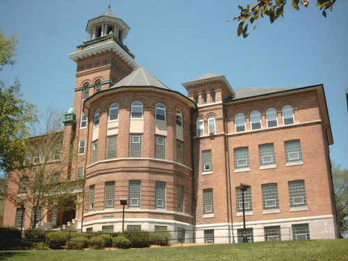 T. Berry Smith Hall (general view), Central Methodist University