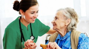 Gerontology Nurse