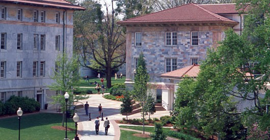 Emory University Best Nursing Degrees