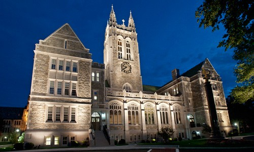 Boston College Best Nursing Degrees