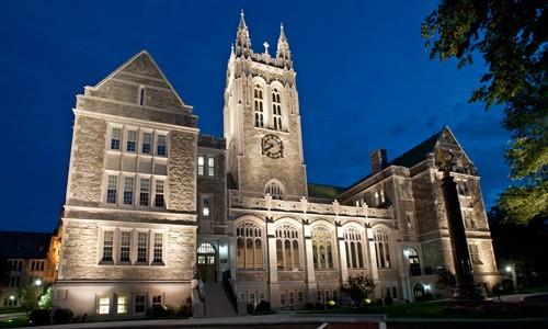 Boston College Best Nursing Degrees