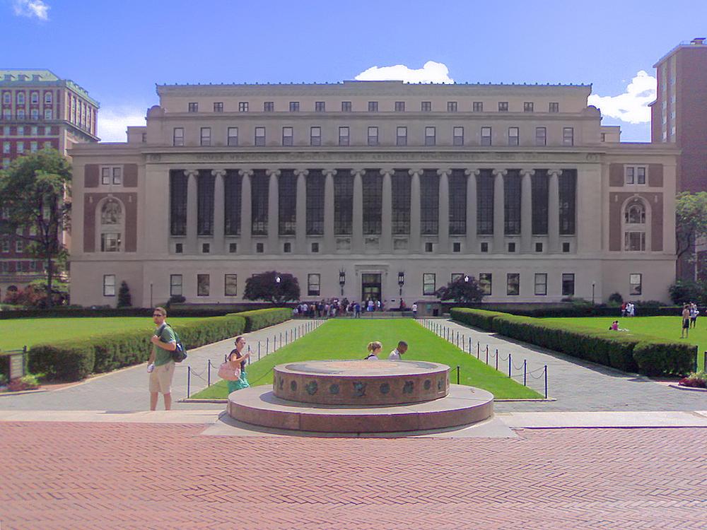 Columbia University New York Best Nursing Degrees