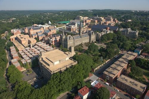 Georgetown University Best Nursing Degrees