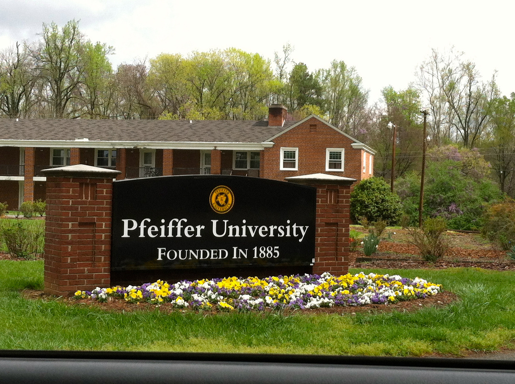 Pfeiffer University Best Nursing Degrees