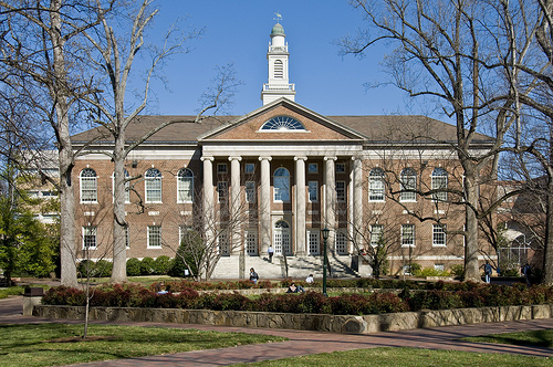 University of North Carolina Chapel Hill Best Nursing Degrees
