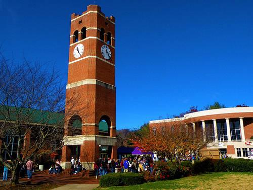 Western Carolina University Best Nursing Degrees