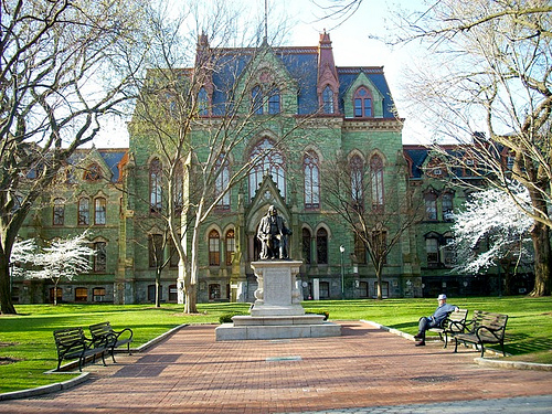 University of Pennsylvania Best Nursing Degrees